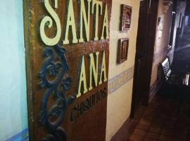 Parador Santa Ana Chiquitos, San Ignacio de Velasco