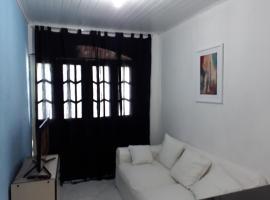 Suite com varanda em Simões Filho, Água Comprida (Near Paripe)
