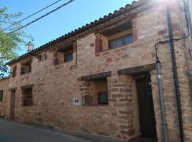 Casa Rural La Muralla, Retortillo de Soria (Atienza yakınında)