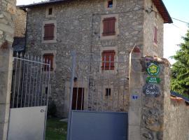 Cal blanic, Saint-Pierre-dels-Forcats