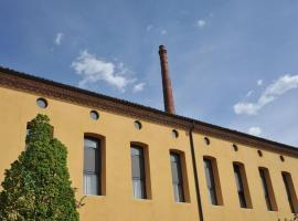 Hotel Filanda, Cittadella (Grantorto yakınında)