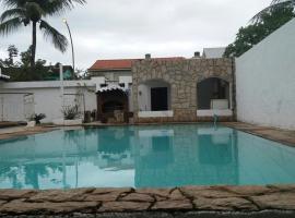 Casa Barra, Rio de Janeiro (Restinga de Jacarepaguá yakınında)
