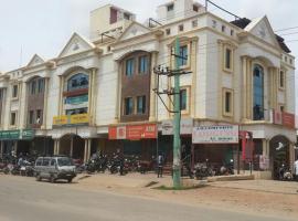 IroomZ Jagalur Mahalingappa Comforts, Chitradurga