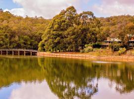 Evedon Park Bush Retreat, Burekup (Wellington Mills yakınında)