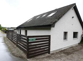 Cherry Cottage, Инвернесс (рядом с городом Knockbain)