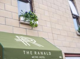 The Ranald Hotel, Обан