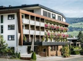 Relais & Châteaux Rosengarten, Kirchberg in Tirol (Krinberg yakınında)