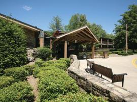 Jenny Wiley State Resort Park, Prestonsburg (in de buurt van Pikeville)