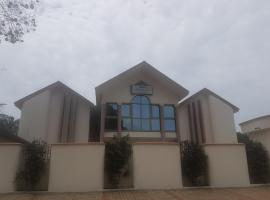 Hotel Johnson's Inn, Kpandu (рядом с городом Wusuta Dzigbe)