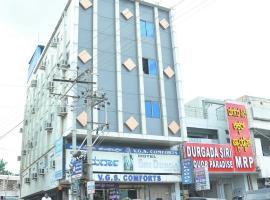 IroomZ V. G. S. Comforts, Chitradurga