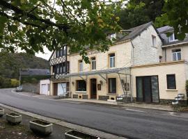 Hotel des Roches, Vresse-sur-Semois