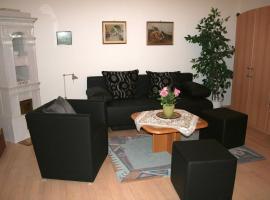 70m² großes Apartment mit Gartenzugang