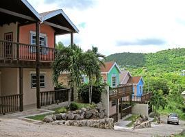 Trilogy Villas, English Harbour Town (Pattersons Dwelling House yakınında)
