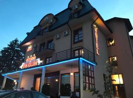 Hotel Dva Goluba, Pale