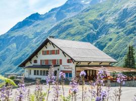 Berggasthaus Dammagletscher, Göschenen