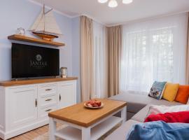 Jantar Apartamenty Exclusive Polanki Park SPA