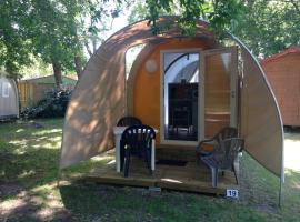 Camping La Chesnays, Ванде-Монталиве