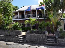 The Old Gin House, Oranjestad