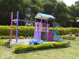 Parcela la Fortuna Mesa de los santos, Bucaramanga (Los Curos yakınında)