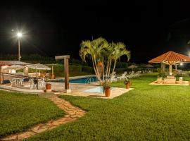 Interlagos Hotel, Guapé