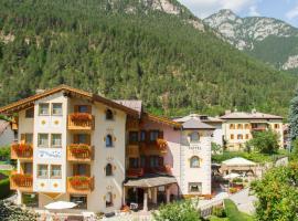 Hotel Genzianella, Ziano di Fiemme (Ziano yakınında)