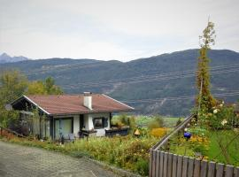 Ferienhaus Inntalblick, Polling in Tirol (Flaurling yakınında)