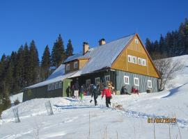 Horská Chata U Básníka, Horní Malá Úpa (Dolní Malá Úpa yakınında)