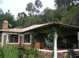 Finca El Paraiso, Villa de Leyva (Arcabuco yakınında)
