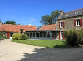 Logis Auberge De Keralloret, Guissény (рядом с городом Kerdamiet)