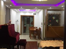 Caolu Apartment with Piano and Sunshine, Şanghay (Gulu yakınında)