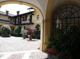 Palazzo Tornielli, Mombello Monferrato