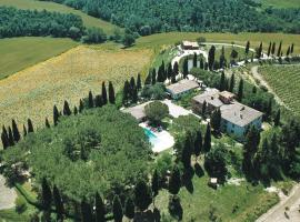 Agriturismo Pieve Sprenna, Buonconvento (Serravalle yakınında)