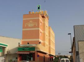 Hotel Los Palacios, Formentera de Segura