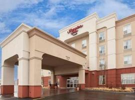 Hampton Inn by Hilton Edmonton South
