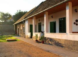 Aranyvackor Vendégház, Bakonyszentkirály (рядом с городом Csesznek)
