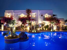 Polikandia Hotel, Chora Folegandros
