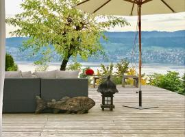 Lovely Guesthouse with Lakeview