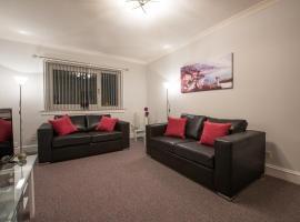 HLS - Silverburn Cottage Apartment, Глазгоу