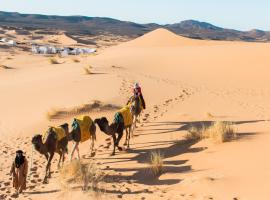 Merzouga Desert Camps Affordable Luxury