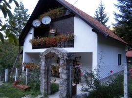 Janjske Otoke smještaj na selu - Šilja, Šipovo (Savkovića Do yakınında)