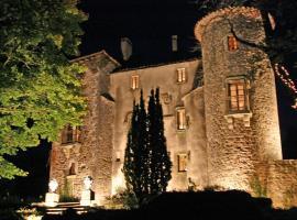 Château du Cros, Le Cros (рядом с городом La Couvertoirade)