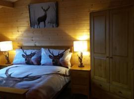 Lochinvar Log Cabin, Airdrie