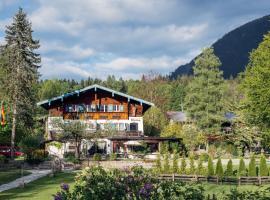 Stoll's Hotel Alpina, Schönau am Königssee