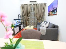 Dpulze Residence One Bedroom Suite