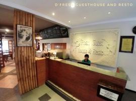 DFresh Guest House And Resto 3 Bintang Malang