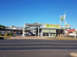 Wattle Tree Motel, Cootamundra (Stockinbingal yakınında)