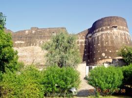 Marwa Fort, Marwa (рядом с городом Māla)