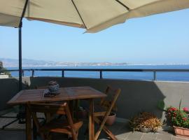 Panoramico appartamento sullo Stretto di Messina