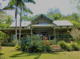 Magnolia Cottage, Cooroy (Black Mountain yakınında)