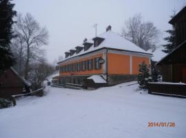 Penzion Stará Celnice, Horní Maršov